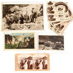Yosemite Photographs & Trade Cards