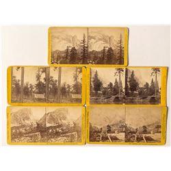 Yosemite Stereoview Collection: John P. Soule, c.1870