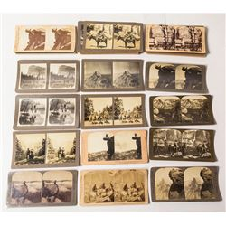 Yosemite Stereoview Collection: Later Views