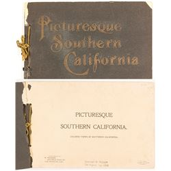 Picturesque Southern California Booklet, 1903