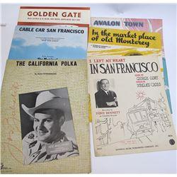 California Sheet Music Group