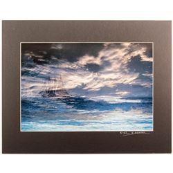 Ocean Photograph by John Akhtar