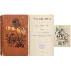 Over the Range to the Golden Gate (Tour Guide of the West), 1902