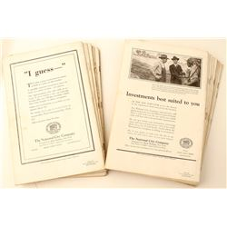 Pacific Service Magazines, c.1920s (Pacific Gas & Electric)