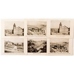Manitou Springs Mineral Water Trade Cards