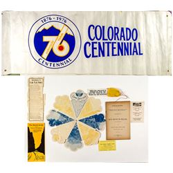Colorado Ephemera Collection