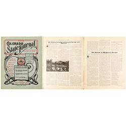 Colorado State Journal: a Critical Illustrated Weekly, 1903