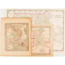Maps of Massachusetts & Boston (3)