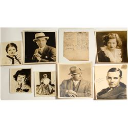 Dizzy Dean, Walter Huston and More Autographs, Dean's MVP Year