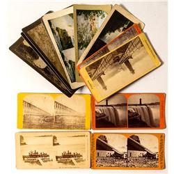 Niagara Falls Stereoview Collection