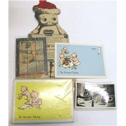 Assortment of Kewpie Cards