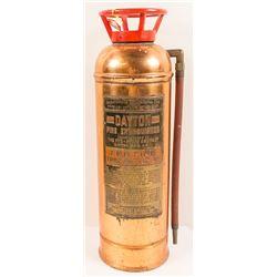 Dayton Soda Acid Fire Extinguisher