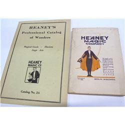 Heaney's Magic Catalogs