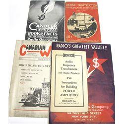 Radio Related Catalogs