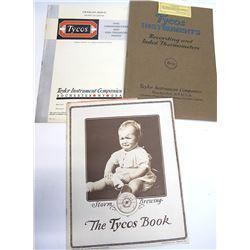 Tycos Instruments Catalogs