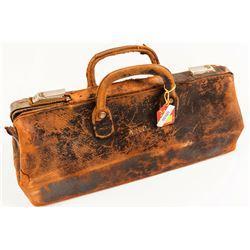 Vintage Doctor's Medical Bag