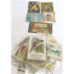 Medicine/Druggist Trade Card Archive