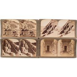 Abu Simbel Original Photos, c1904