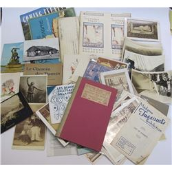 Foreign RPC's, Magazines, Maps and Ephemera (Approx 100)