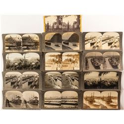 Panama Canal Stereoview Collection