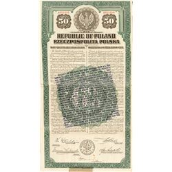 Republic of Poland Bond