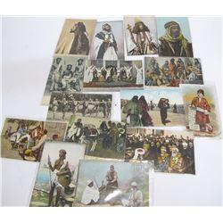 Turkey Postcards: Men