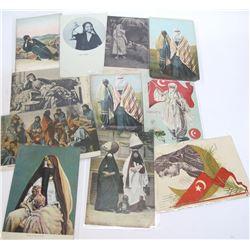 Turkey Postcards: Women