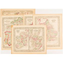 Maps of Western Europe (6)