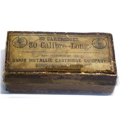.30 caliber long UMC Cartridges