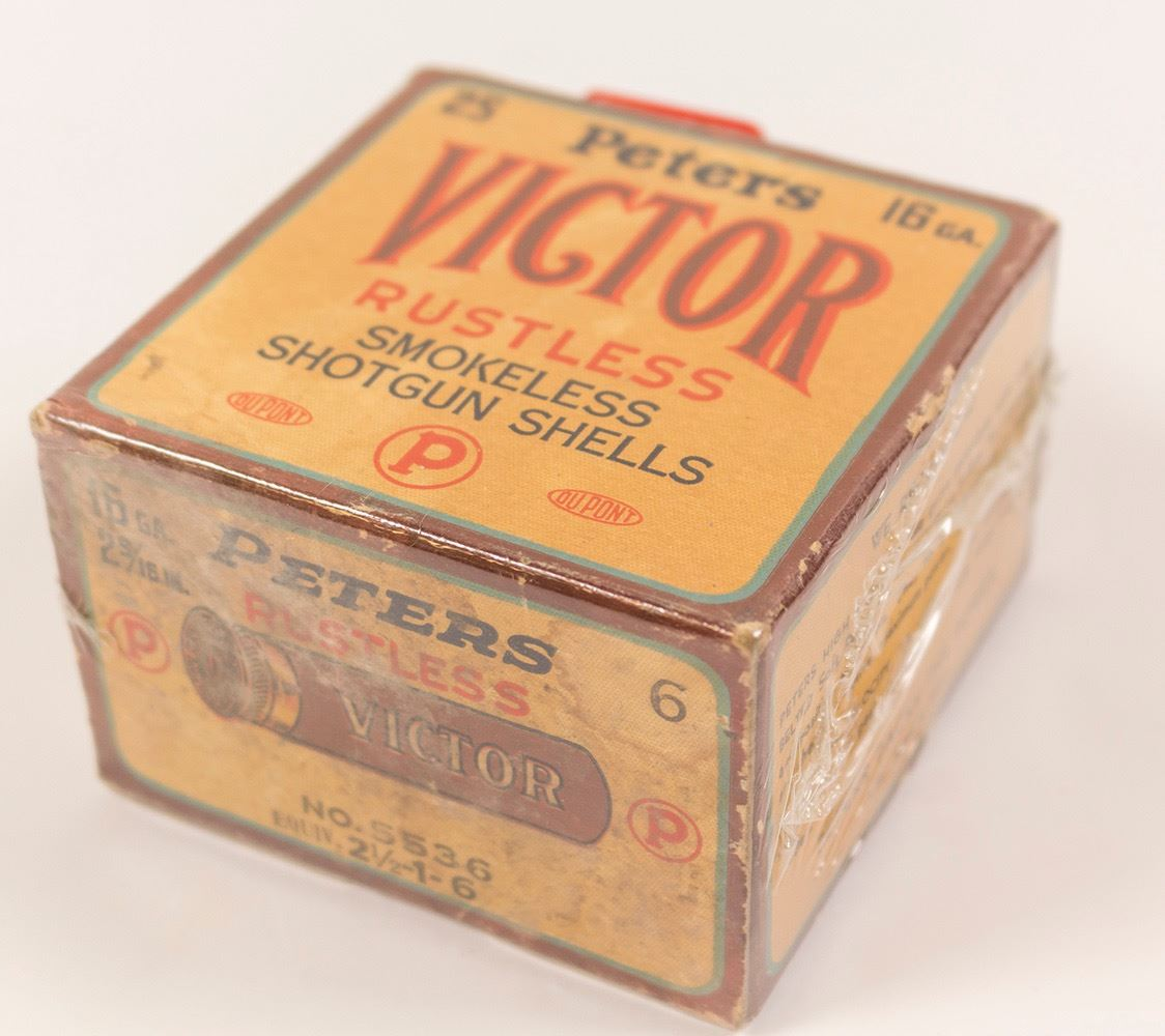 16 gauge Peters Victor Shotgun Shells - Holabird Western