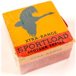 Box of Xtra Range Sport-load Shot shells