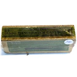 Winchester .45-60 rifle Cartridges