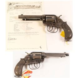 Colt .45 caliber Frontier Double Action Model