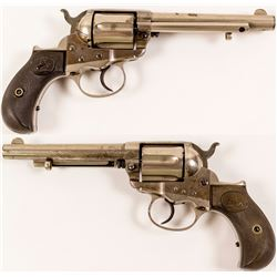 Colt Thunderer .41 cal. Revolver