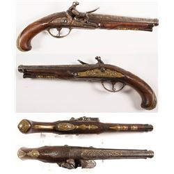 Rare Flintlock Pistol
