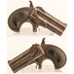 Remington Model Double Derringer