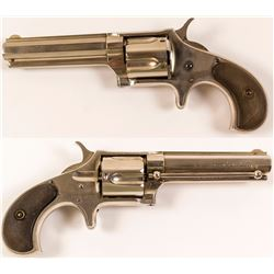 Remington-Smoot #3 Birds-Head .38 cal.rim-fire Revolver