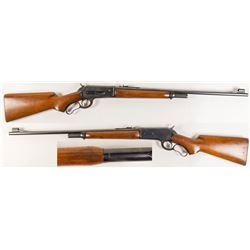 Winchester Model 71 chambered in .348 cal.
