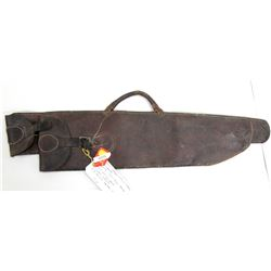 Vintage Take-Down Rifle or Shotgun Scabbard