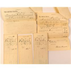 Civil War Discharge Papers