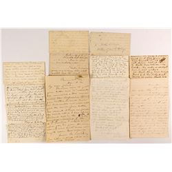 Civil War Letters from Albert & Richard Keys to their Family During the Civil War
