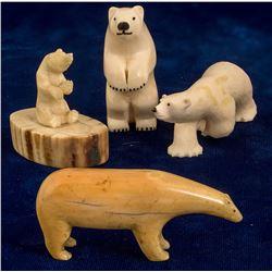 Four Interesting Polar Bear Fetishes
