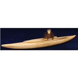Ivory Kayak without Seal