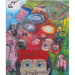 Outsider Art by Anthony Rod