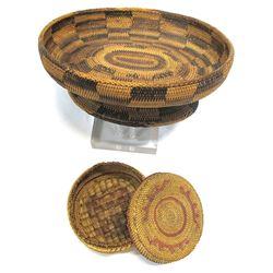 Vintage Hupa, Karuk, or Yakut Basket