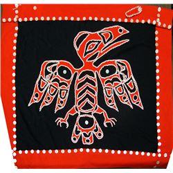 Button Blanket, Raven Design