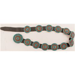 Concho Belt, Victor Moses Begay