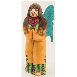 Butterfly Maiden, Alvin Navasie