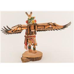 Eagle Dancer Kachina, Henry Naha