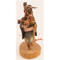 Warrior Maiden, Preston Ami